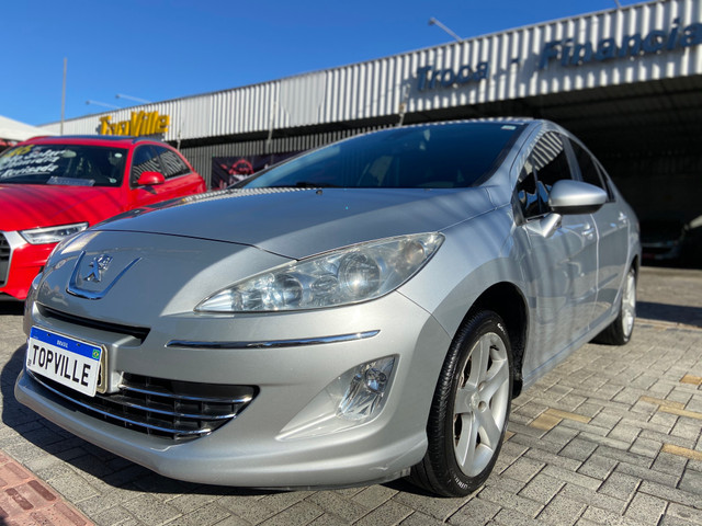 Peugeot 408 2012 Feline Automático - Foto 3