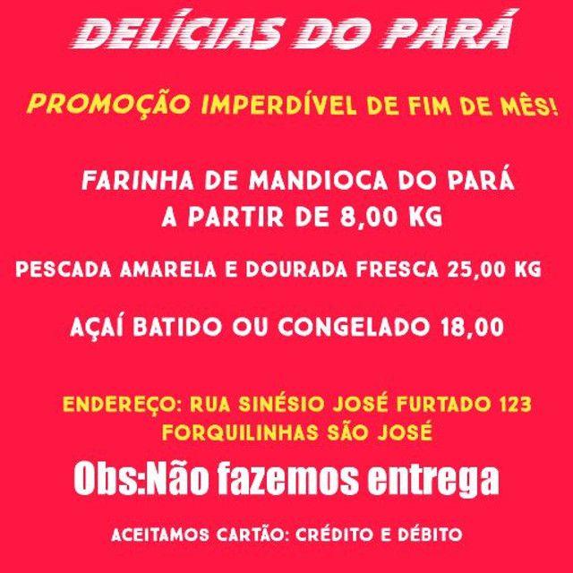 Delícias do Pará - Foto 5