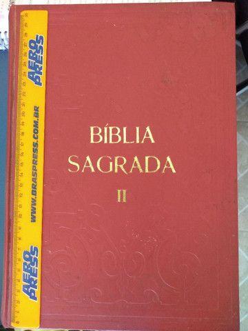 Bíblia Grande Luxo ilustrada - Foto 5