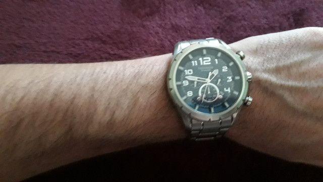 Vendo relógio Technos modelo skymaster - Foto 2