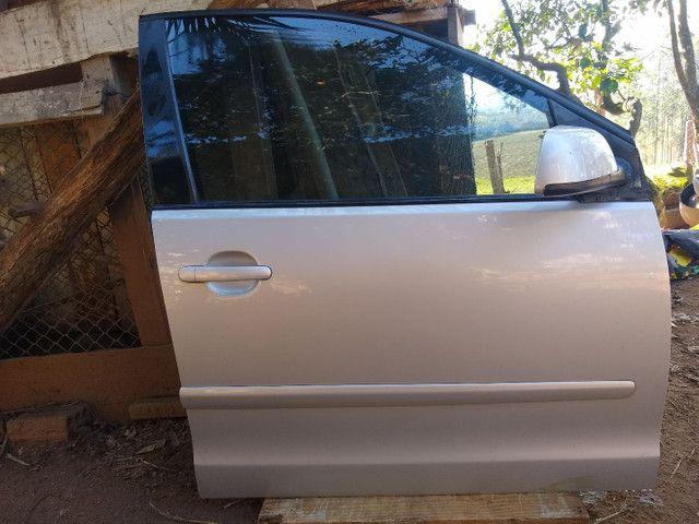 Portas e capo traseiro de polo hatch 2006 $ 700,00 TUDO - Foto 6