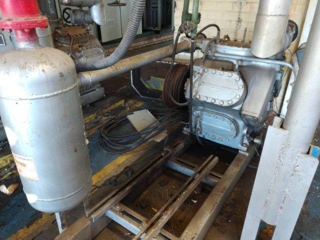 Compressor de Amônia Sabroe Smc106s - #6637 - Foto 3