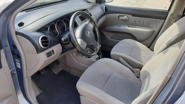 Nissan Livina SL 1.6 Cinza 2010 Completa, Carro em Excelente Estado - Foto 8