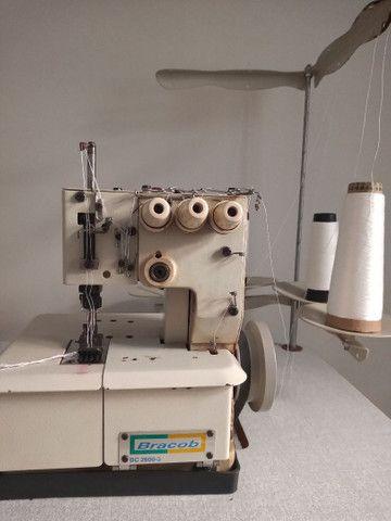 Máquina de costura Galoneira Bracob - Foto 4