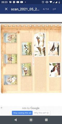 Coleção de selos - Foto 5