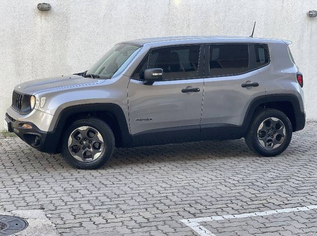 RENEGADE 2019/2019 1.8 16V FLEX SPORT 4P AUTOMATICO - Foto 2