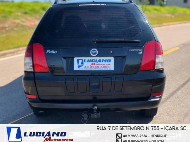 Fiat Palio Week. Adv/Adv TRYON 1.8  - Foto 5