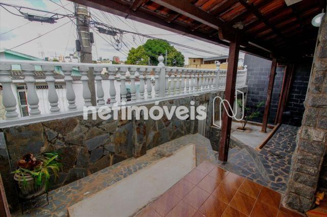 Casa à venda com 4 dormitórios em Caiçaras, Belo horizonte cod:724334 - Foto 2