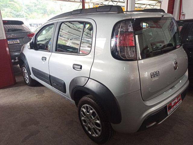 Fiat Uno Way 1.0 Flex 6V 5p manual - Foto 4