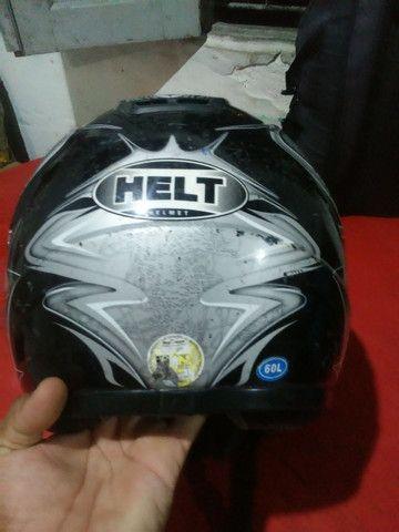 Capacete HELT 60L - Foto 2