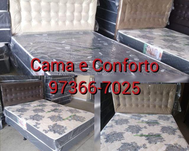 LOUCURA!!! Entrega Grátis!!! Cama Box a partir de $319,90!!! - Foto 2