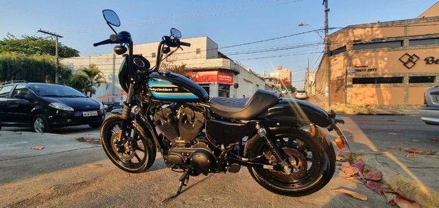Harley Davidson Sportster XL 1200 2019 com 6000km - Foto 13