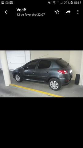 207 xr  completo 2012
