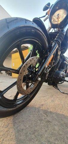 Harley Davidson Sportster XL 1200 2019 com 6000km - Foto 4