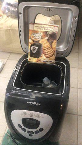 Máquina de fazer pão caseira