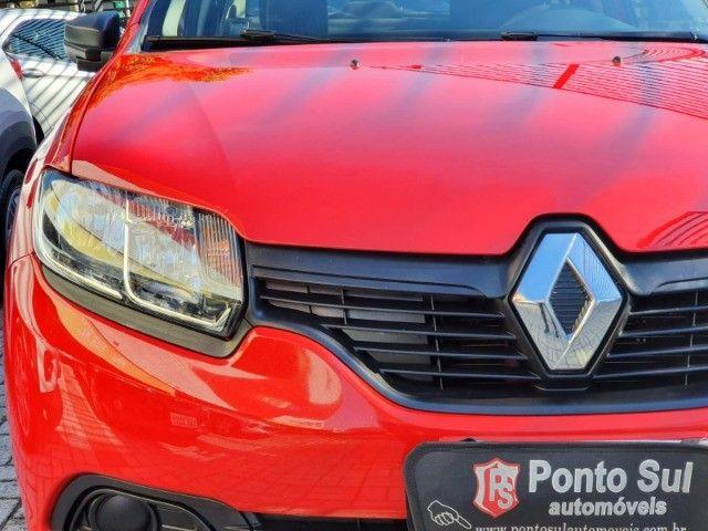 """Renault Logan Authentique 1.0 Flex """" Perfeito para Uber e 99 pop """"  - 2020 - Foto 5"""