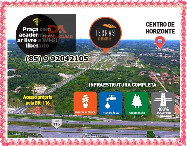 Terras Horizonte Loteamento &¨%$ - Foto 4