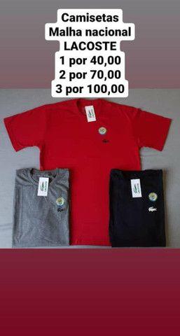 Bermudas/ Camisetas/ Bonés/ Carteira