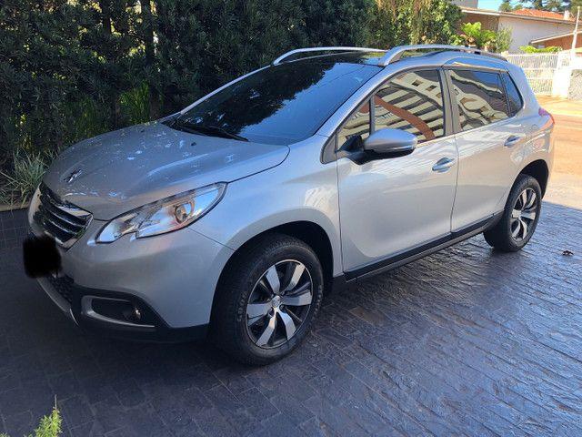 Peugeot 2008 com 33.000km impecavel