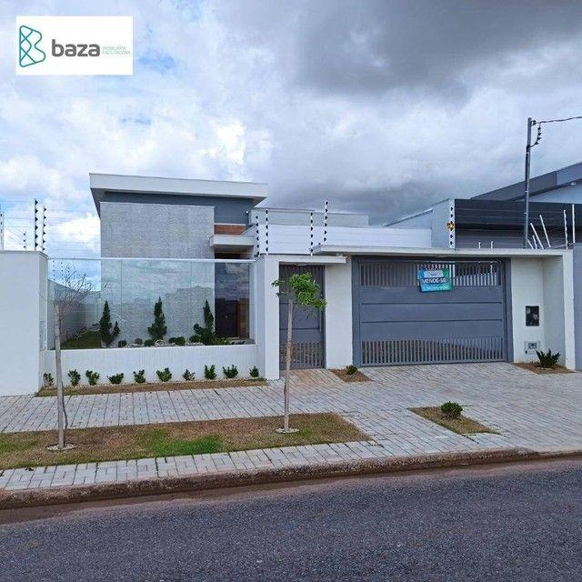 Casa com 3 dormitórios (1 suíte e 1 demi suíte) à venda, 190 m² por R$ 950.000 - Residenci