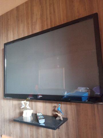 "Tv lg 32 "" vc compra e ganha painel da foto"