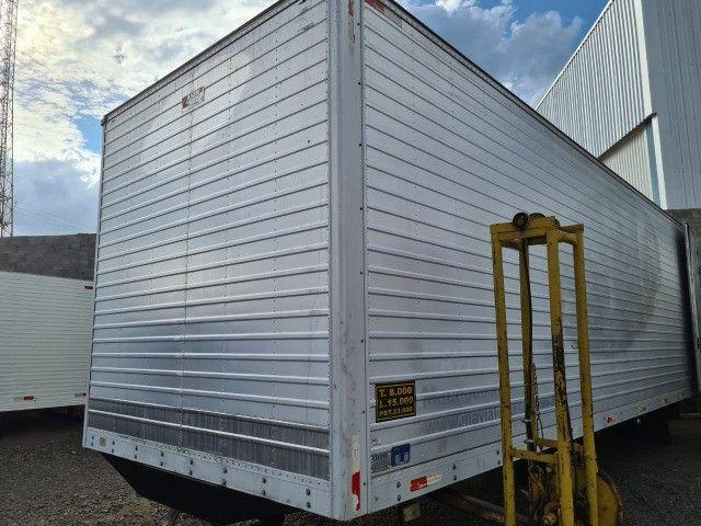 Furgão Baú Carga Seca Truck 16 Pallets (Cód. 63) - Foto 2