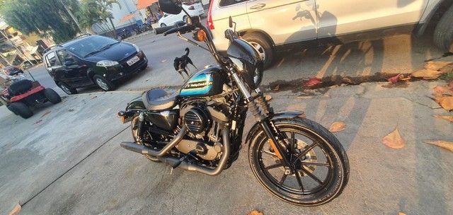 Harley Davidson Sportster XL 1200 2019 com 6000km - Foto 10