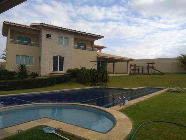 Masão com 5 dormitórios à venda por R$ 2.700.000 - Porto das Dunas - Aquiraz/CE