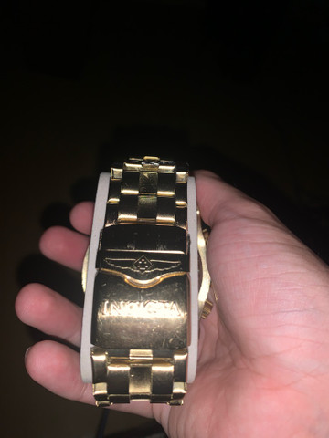 Relógio INVICTA Chronograph 200mt - Foto 3