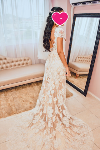 Vestido de Noiva dos Sonhos - Foto 6