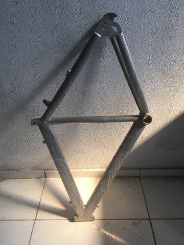 Quadro alumínio de bike  - Foto 3