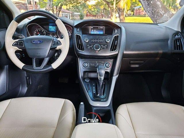 Ford Focus Sedam Se 2.0 Flex Automático  - Foto 8