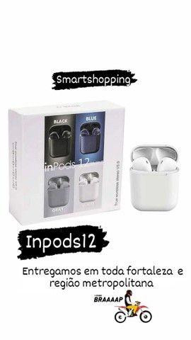 Smartwatch D20 Y68 e fone bluetooth é na Smart Shopping - Foto 2