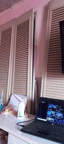 4 Portas de closet 2 metros de altura por 80cm de largura  - Foto 2