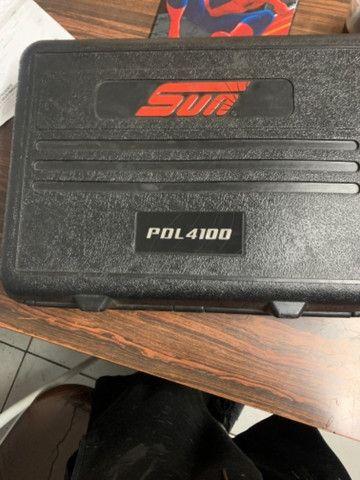 Escâner pdl 4100 na caixa com nota