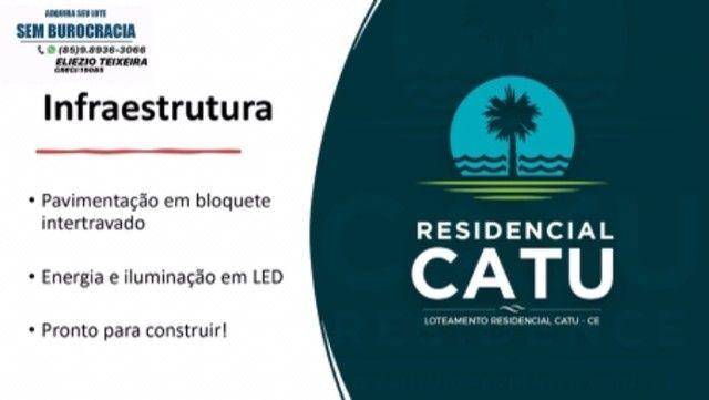Loteamento residencial Catu, às margens da CE-040 ! - Foto 7