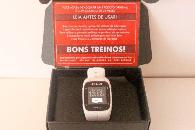 Relógio Polar M400 com GPS e Monitor Cardíaco (usado) - Foto 2