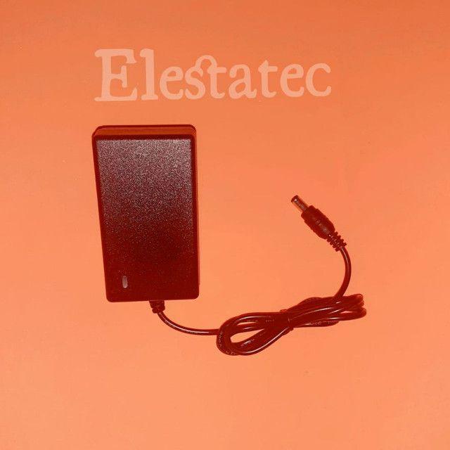 Kit Fita de led com fonte 12V - 3A  - Foto 3