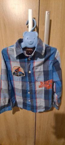 Camisas infantil 3-4 anos - Foto 3