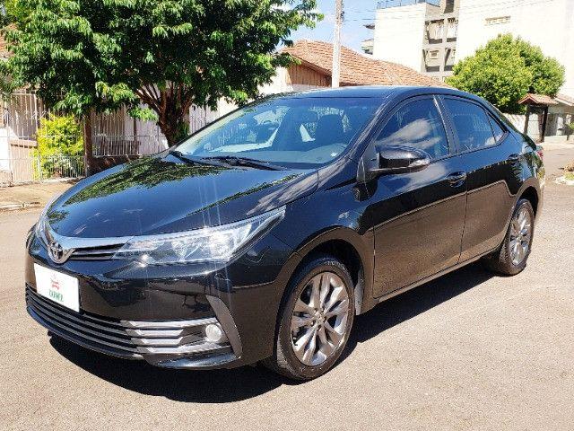 Corolla XEI único dono zerado carro todo original IPVA 2021 pago - Foto 2