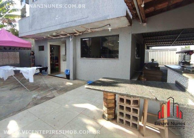 Casa 4 Qtos 3 Stes, 2 Pavimentos em Arniqueiras - Ernani Nunes - Foto 11