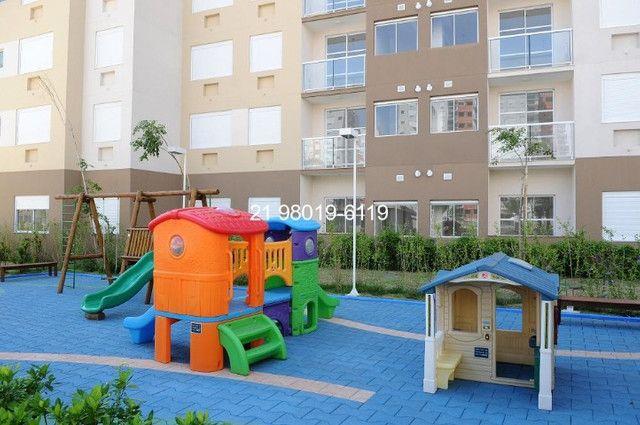 Financia até 90%: Apartamento no Up Barra, 3 quartos, 70m, 10º and, perto do novo shopping - Foto 16