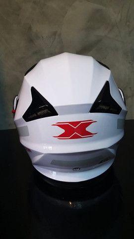 Capacete Texx Gladiador - Foto 5