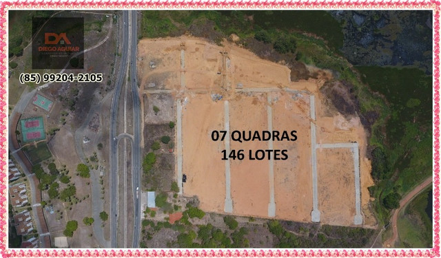 Residencial Catua Loteamento em Aquiraz &¨% - Foto 17