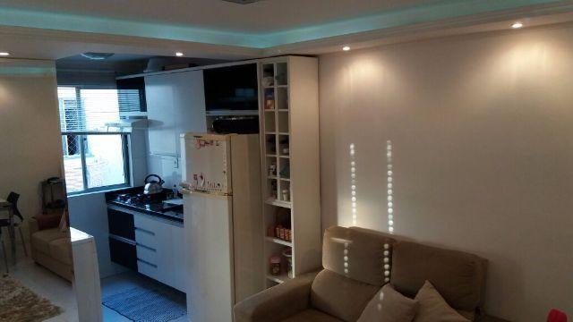 Apartamento 2 dormitórios - Condomínio Figueiredo II