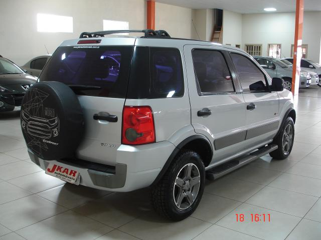 ford ecosport xlt 4x4 2009 zerada 2009 carros santo. Black Bedroom Furniture Sets. Home Design Ideas