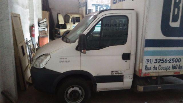 Iveco Daily 35S14 ano 2011