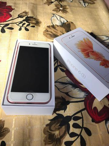 IPhone 6s rosa ouro
