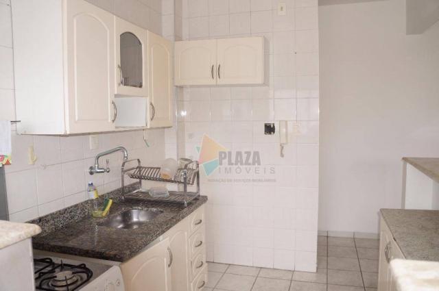 Apartamento com 2 dormitórios à venda, 70 m² por R$ 250.000,00 - Canto do Forte - Praia Gr - Foto 7