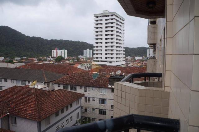 Apartamento com 2 dormitórios à venda, 70 m² por R$ 250.000,00 - Canto do Forte - Praia Gr - Foto 16